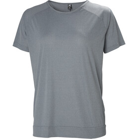 Helly Hansen W's HP Racing T-Shirt Grey Melange